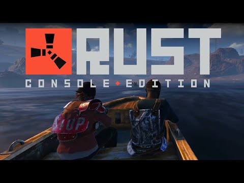 Rust Console Edition (Xbox One X)   6 Minutes Uncut Gameplay