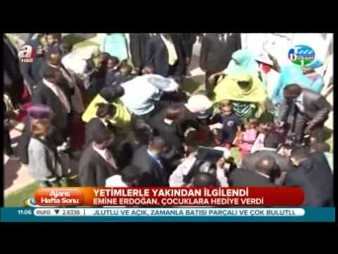A HABER | CİBUTİ'DE DUYGULANDIRAN ZİYARET