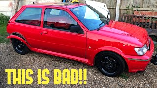 How Rusty Is The Ford Fiesta Rs? Is It The End Already!!