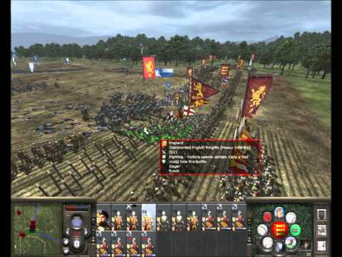 Medieval 2 Total War Battle of Agincourt
