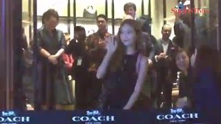 K-pop star Jessica Jung wows the crowd at Pavilion KL