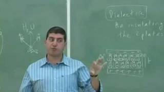 Capacitors and Dielectrics Theory Part 1