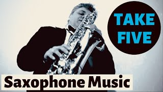 Take Five Saxophone Music And Backing Track Download