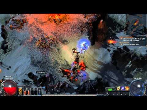 Path of exile 1.2.0 Это что? xD