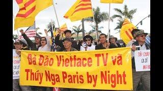 Biểu Tình Chống TT Thúy Nga PBN & Việt Face TV Những Cơ Sở Thương Mại Đang Tiếp Tay Cho CS