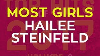 Most Girls Hailee Steinfeld By Molotov Cocktail Piano