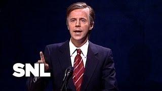 George Bush Debate - SNL