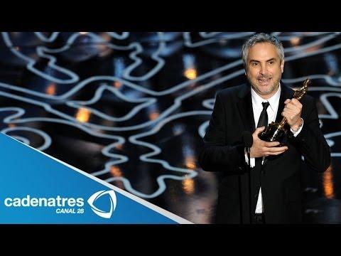 Gravedad de Alfonso Cuarón gana 7 Premios Oscar / Alfonso Cuaron's Gravity wins 7 Oscars
