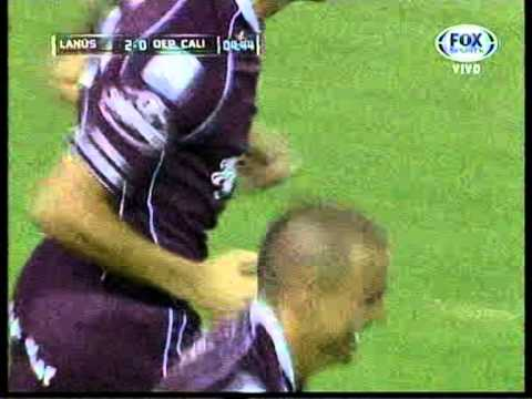 Lanús 2- Deportivo Cali 0