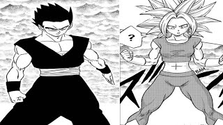 """[English Ch 38] Gohan Faces Off Against Kefla   720p60fps"""""""