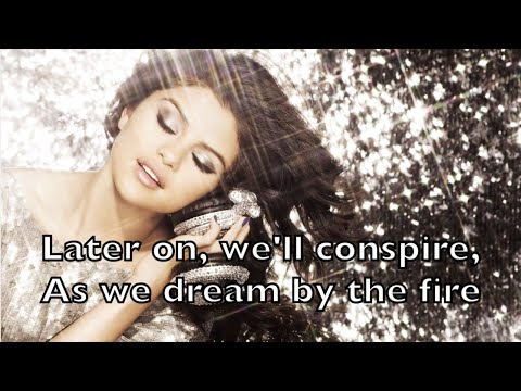 Selena Gomez - Winter Wonderland Karaoke Acoustic Guitar Instrumental Cover Backing Track + Lyrics