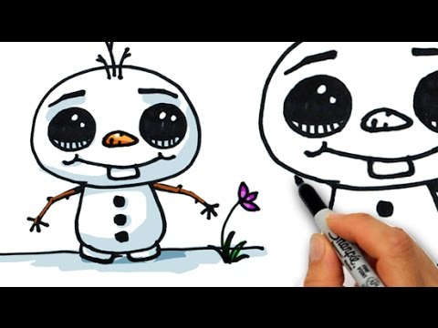 how to draw something cute