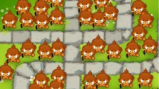 5 RIDICULOUS Glitches in Bloons TD 6   Infinite Free Dart Monkeys!