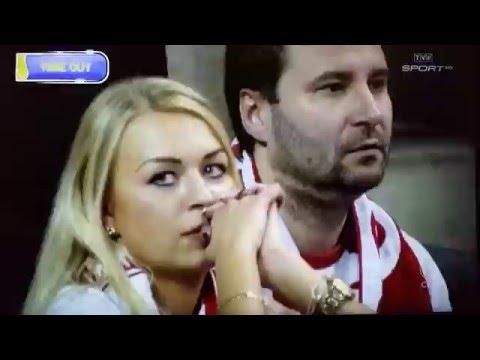 Polska-Niemcy, Siatkówka, 5 Set, Mecz Od Wyniku 10-10, Berlin 10-01-2016