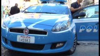 Napoli - Agguato al Cavone, ucciso fratello del boss Lepre -2- (13.09.14)