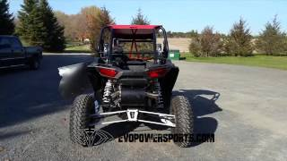 "Evolution Powersports 2016 Polaris XP Turbo 3"" Captain"