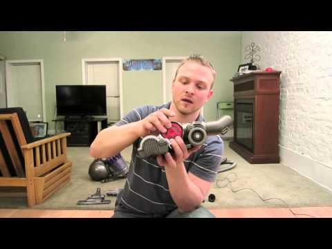 Watch before you buy a Dyson: DC23 vs DC39 & Dyson maintenance & Dyson tool comparison