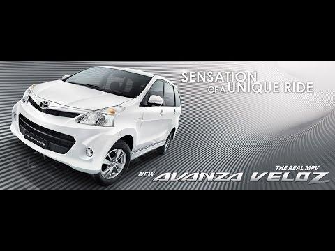TOYOTA Avanza Veloz Harga dan Spesifikasi Terbaru 2013