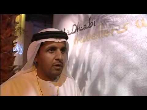 Nasser Al Rayami, Tourism Standards Division Manager, Abu Dhabi Tourism Authority @ ATM 2009