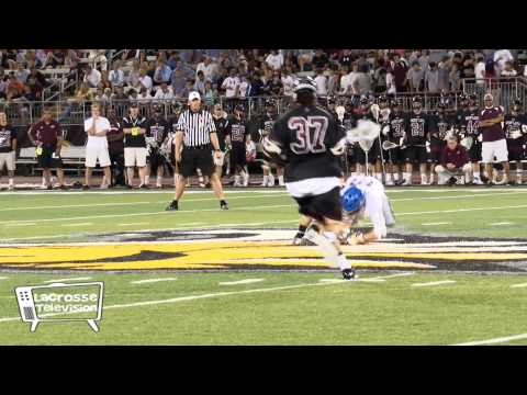 Best High School Championship EVER! 2013 Boys Latin Loyola Lacrosse Television