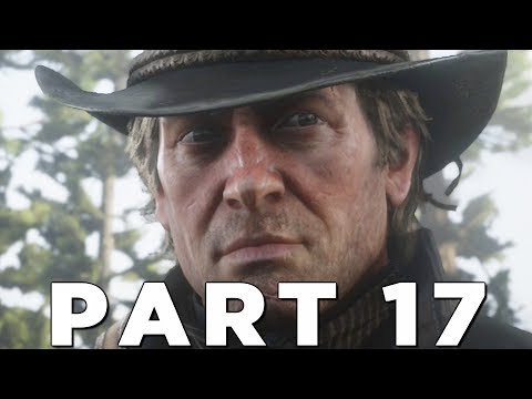 RED DEAD REDEMPTION 2 Walkthrough Gameplay Part 17 - GRAND THEFT (RDR2)