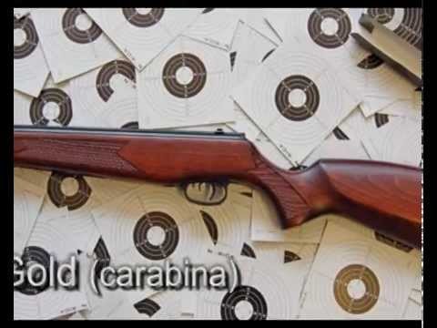 Carabina Norica Marvic Gold (Marvic Gold Norica Airgun)