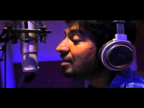 Vineeth Sreenivasan's First Song Of 2014 - Kuyil (studio Feel) video