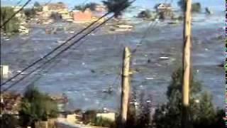 "Tsunami Chile ""en vivo"", 2010. Registro completo. ""Terremoto"""