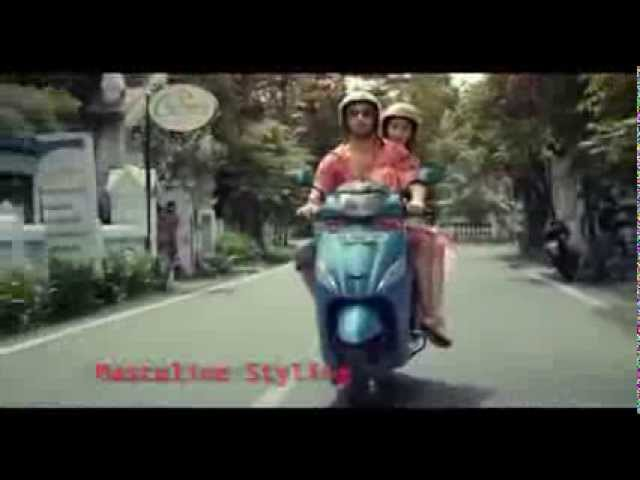 Ranbir Kapoor Hero Maestro Scooty Commercial(Oct 2013)-Latest Indian TV Ad