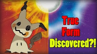Pokemon Theory: What's Under Mimikyu's Disguise?
