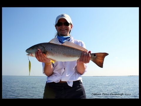Mosquito Lagoon Sight Fishing Report March 6th, 2013