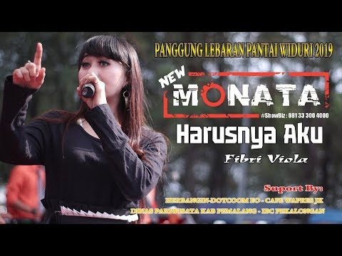 Download NEW MONATA - HARUSNYA AKU - FIBRI VIOLA - RAMAYANA AUDIO Mp4 baru
