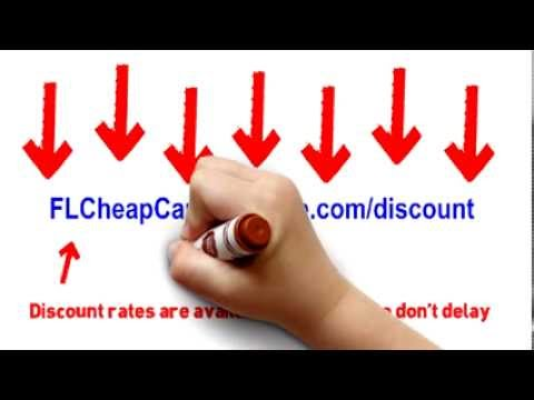 Auto Insurance Florida | Instantly Cut Your Car Insurance Rate By Up to 50% - Florida Drivers