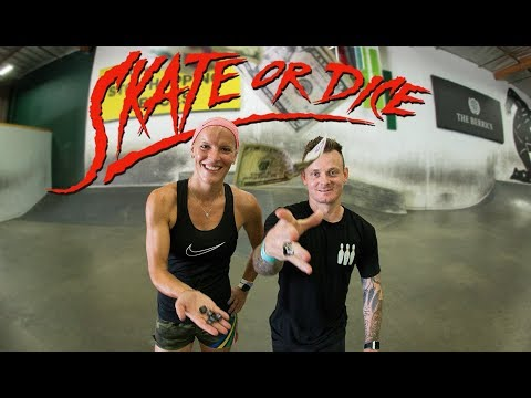 Cody McEntire Presses Yoon's Luck With Julie Brueckler | Skate Or Dice!