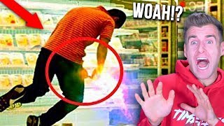 People With Superpowers Caught On Tape