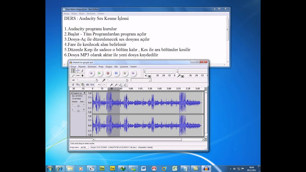 how to add effects to voice in audacity