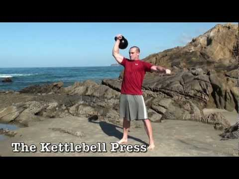 Kettlebell Routine: A Kettlebell Complex Routine for Strength & Fat Loss Image 1