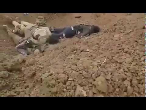 brave Kurdish warrior peshmarga fight against Isis