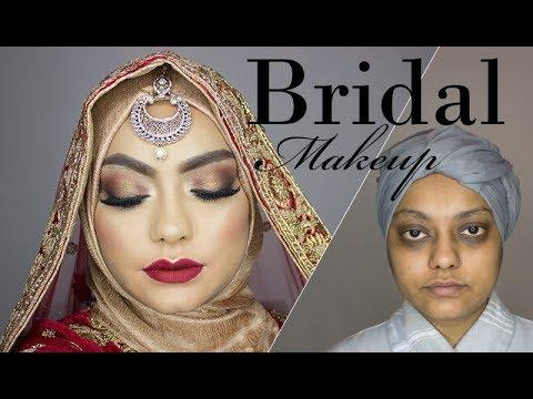 Bridal Makeover for Hyper Pigmented Skin   Forida MUA