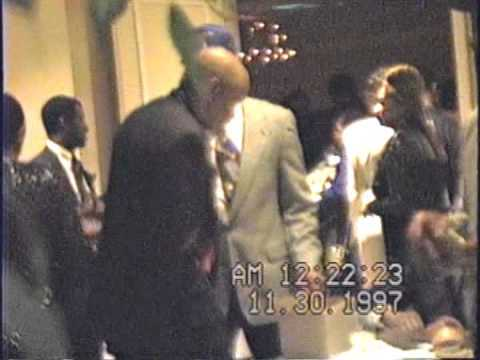 1997 Cameron Pt 3 Blue & Gold Ball