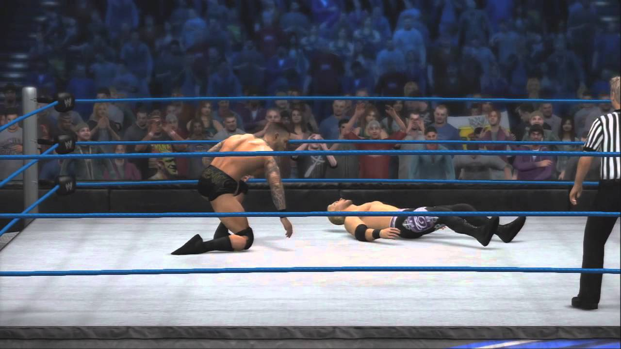 Wwe 2012 Randy Orton Finisher Wwe 12 | Randy Orton Finisher