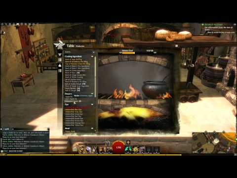 Cooking in GuildWars 2 tip #5
