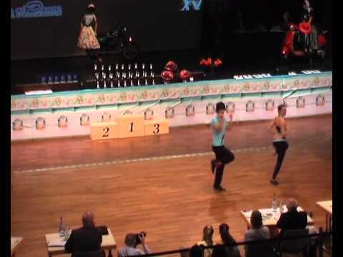 Nina Sailer & Tobias Planer - Süddeutsche Meisterschaft 2011