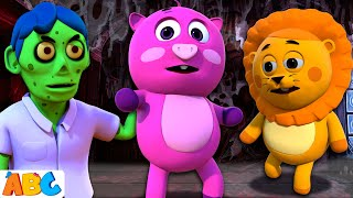 ZOMBIE LAND | 3D Halloween Songs For Kids by All Babies Channel