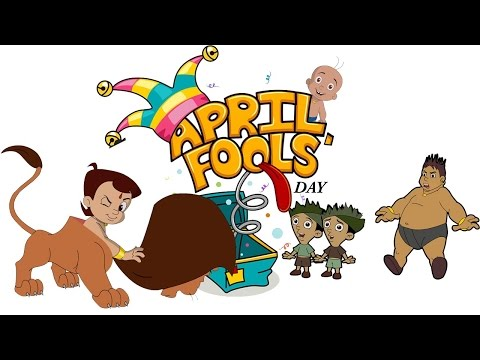 Chhota Bheem Cartoon Video On April Fool's Day video