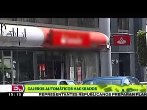 Cajeros automáticos hackeados / Hacker TV con Paul Lara