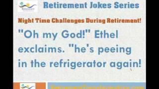 Funny Retirement Jokes - Retirement Jokes Series! 01:53