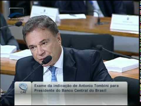 Alexandre Tombini e a autonomia do Banco Central