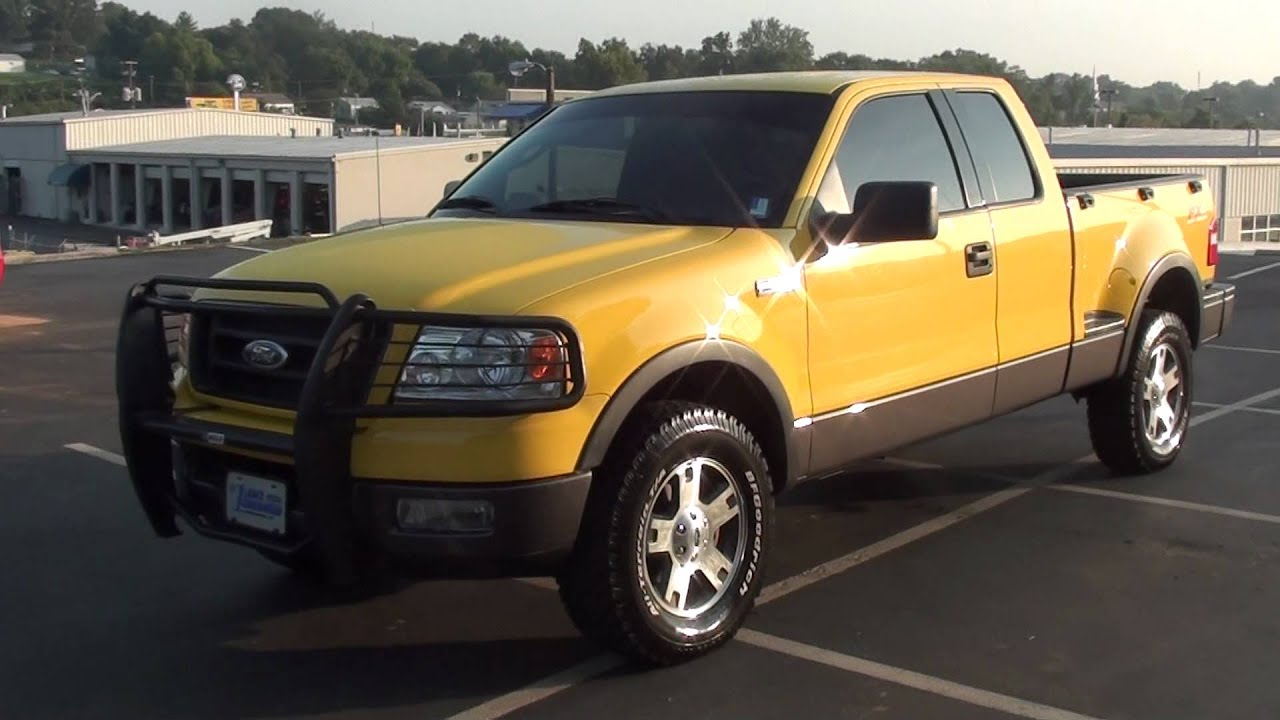 for sale 2004 ford f 150 fx4 only 87k miles stk. Black Bedroom Furniture Sets. Home Design Ideas