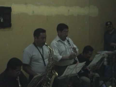 La Castañera, Variations for Clarinet and Alto Sax duet